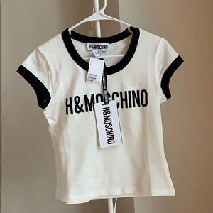 Moschino H&M collaboration T-shirt